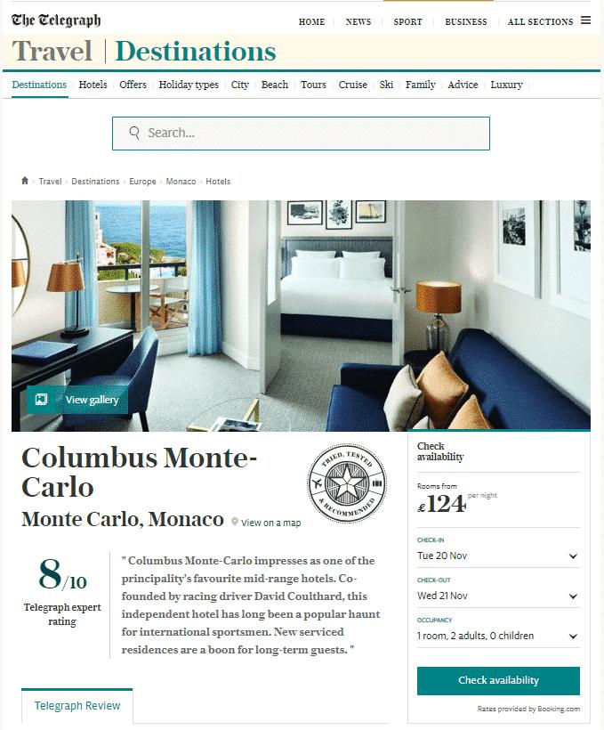 The-Telegraph-Columbus-Monte-Carlo