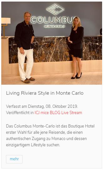 icj magazine - Living Riviera Style in Monte Carlo
