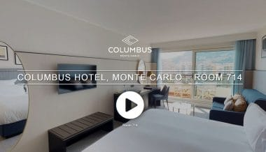 Virtual-tour-Deluxe Room-Columbus-Monte-Carlo